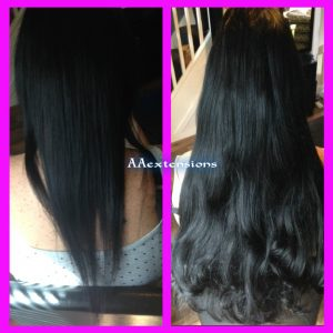 Nano Ring Hair Extensions Peterborough Aaextensions