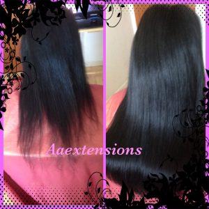 LAWeave Hair Extensions Peterborough Aaextensions.