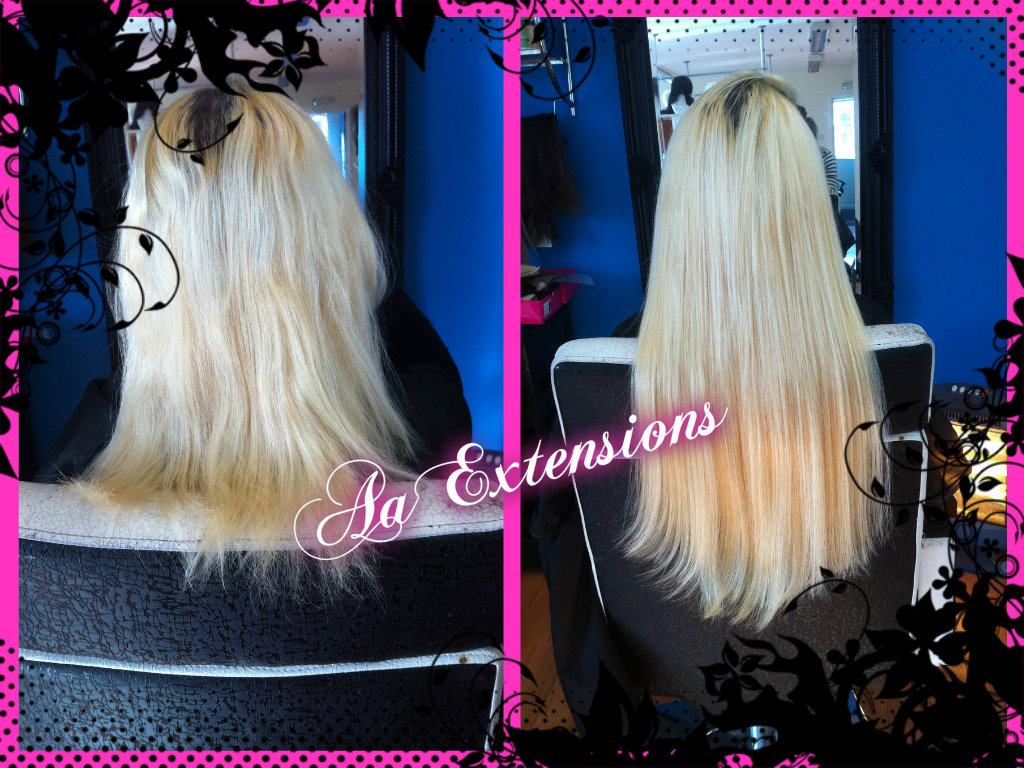 Micro Ring Hair Extension Peterborough