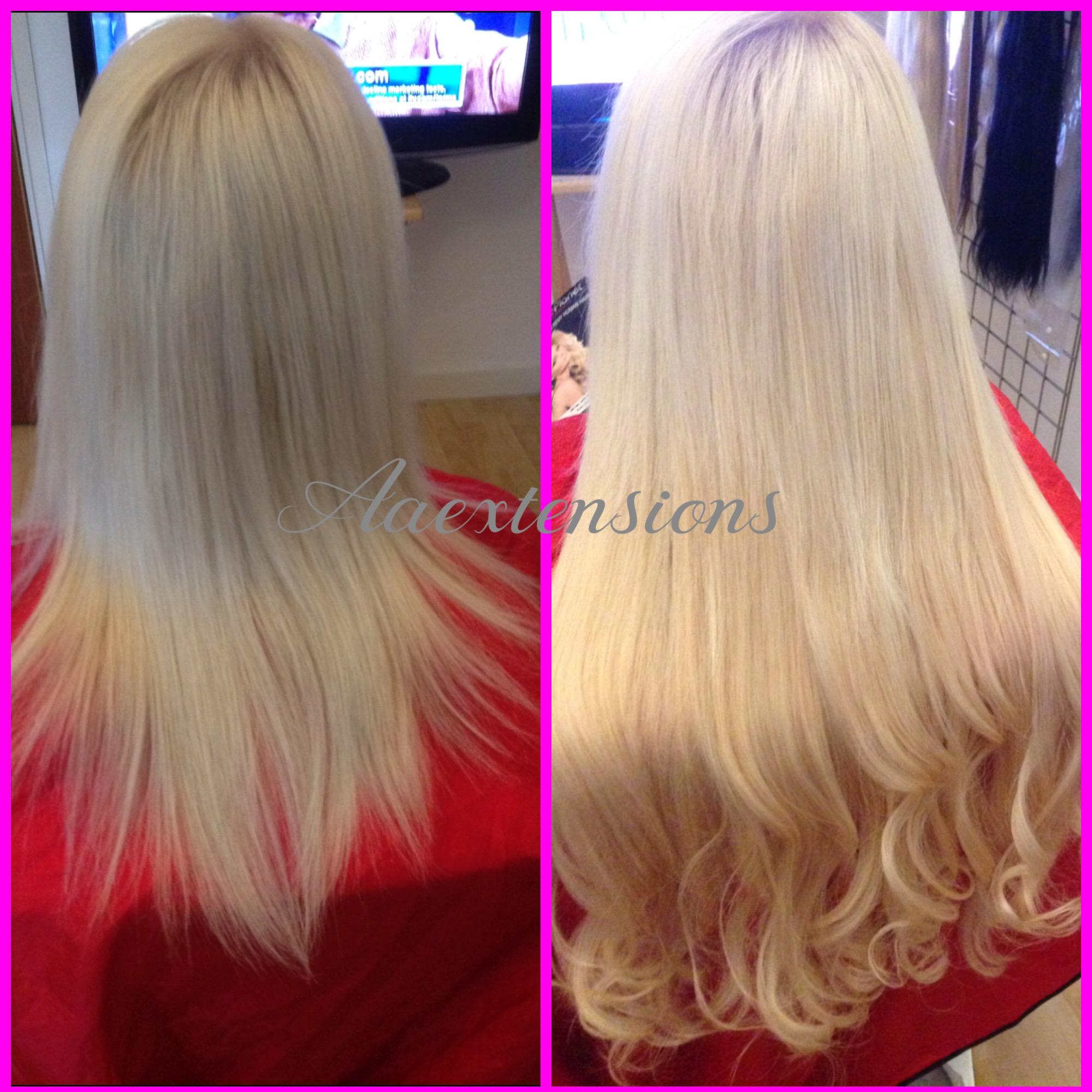 Russian Hair Extensions Peterborough