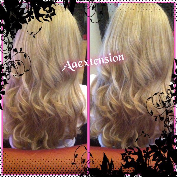 Tape Hair Extensions Peterborough Aaextensions