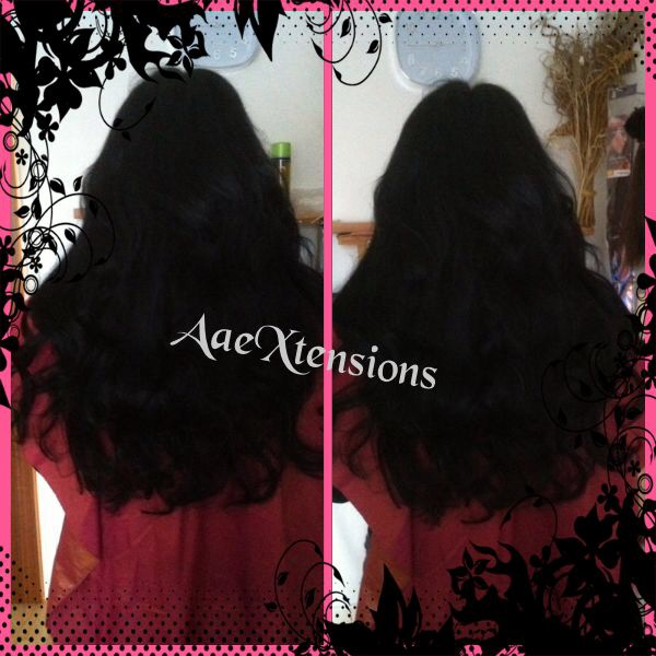 Nano Ring Hair Extensions Peterborough Aaextensions
